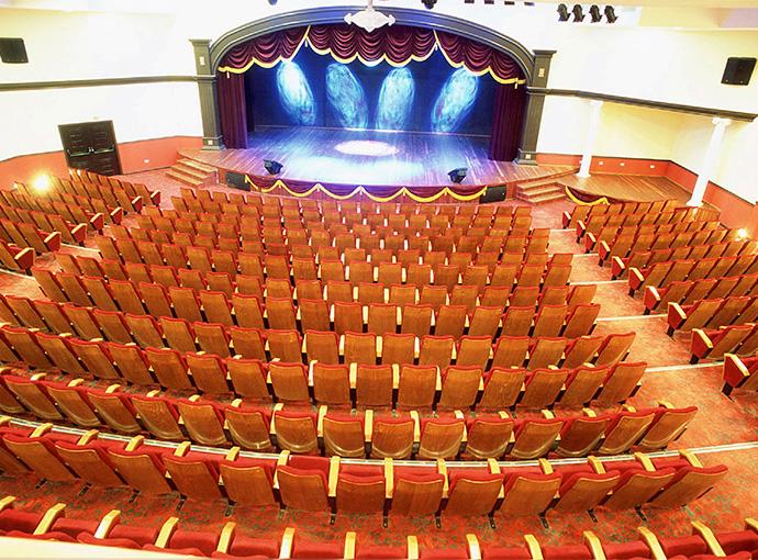 Teatro Iberostar Selection Ensenachos