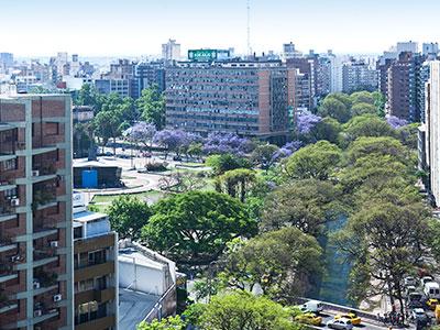 Mapa y ubicaci n de hotel nh c rdoba urbano c rdoba argentina - Hotel nh urbano ...