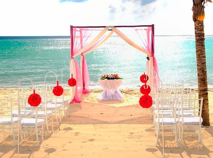 Wedding Facilities Allegro Cozumel