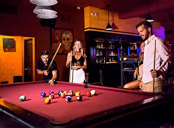 Bar (s) Occidental Cozumel