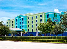 Holiday Inn Express Hotel and Suites Ft. Lauderdale Airport Cruise