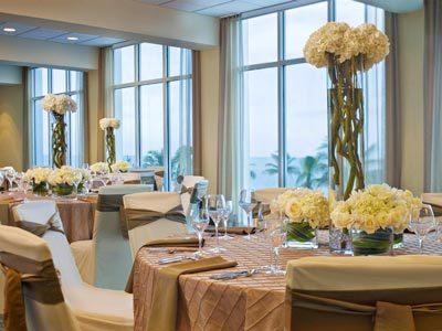Westin Fort Lauderdale Beach Resort Wedding The Westin Beach Resort Fort