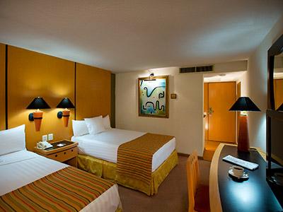 Habitaciones en el Hotel Guadalajara Plaza Ejecutivo López ...