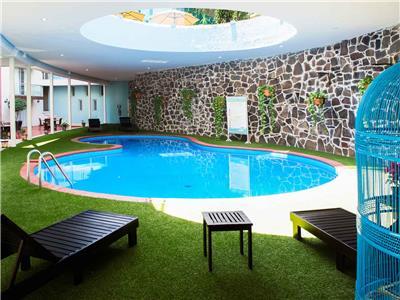 Country hotel and suites en guadalajara reserva de for Hoteles con piscina en guadalajara