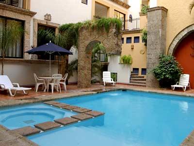 hotel de mendoza en guadalajara reserva de hoteles en