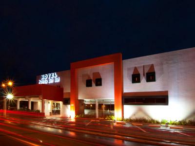 Mapa y ubicaci n de hotel puerta del sol guadalajara m xico for Centro comercial la puerta del sol