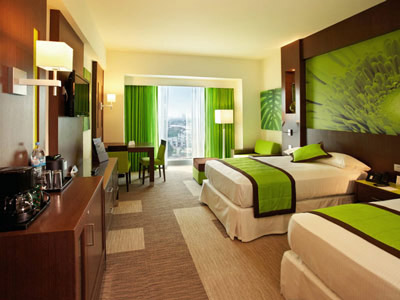 Habitaciones en el hotel riu plaza guadalajara for Habitacion familiar hotel riu vallarta