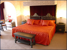 Double Room with One King Size Bed