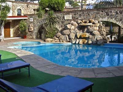 Hotel real de minas guanajuato en guanajuato reserva de - Hoteles en leon con piscina ...