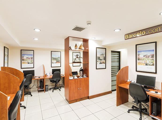 Centro de Negocios Barceló Guatemala City