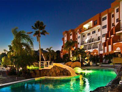 Hotel San Carlos Plaza Hermosillo
