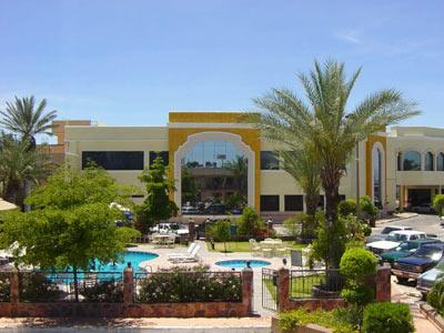 Hotel san sebasti n hermosillo for Hoteles con piscina en san sebastian