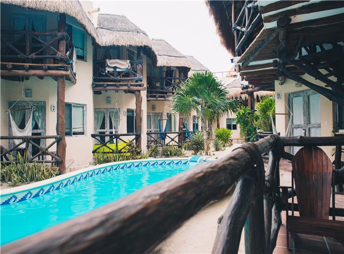 Piscina (s) Holbox Dream Beachfront Hotel By Xperience Hotels