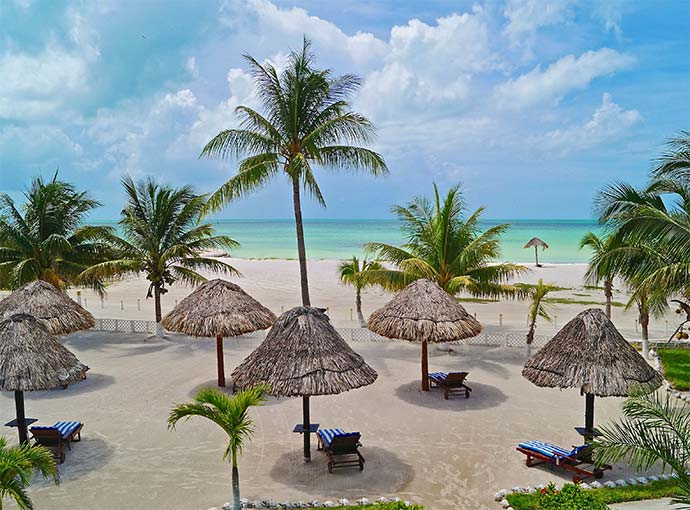 Playa Hotel Puerto Holbox