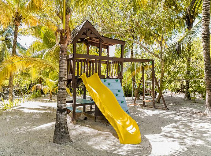 Área de juegos infantiles Zomay BeachFront