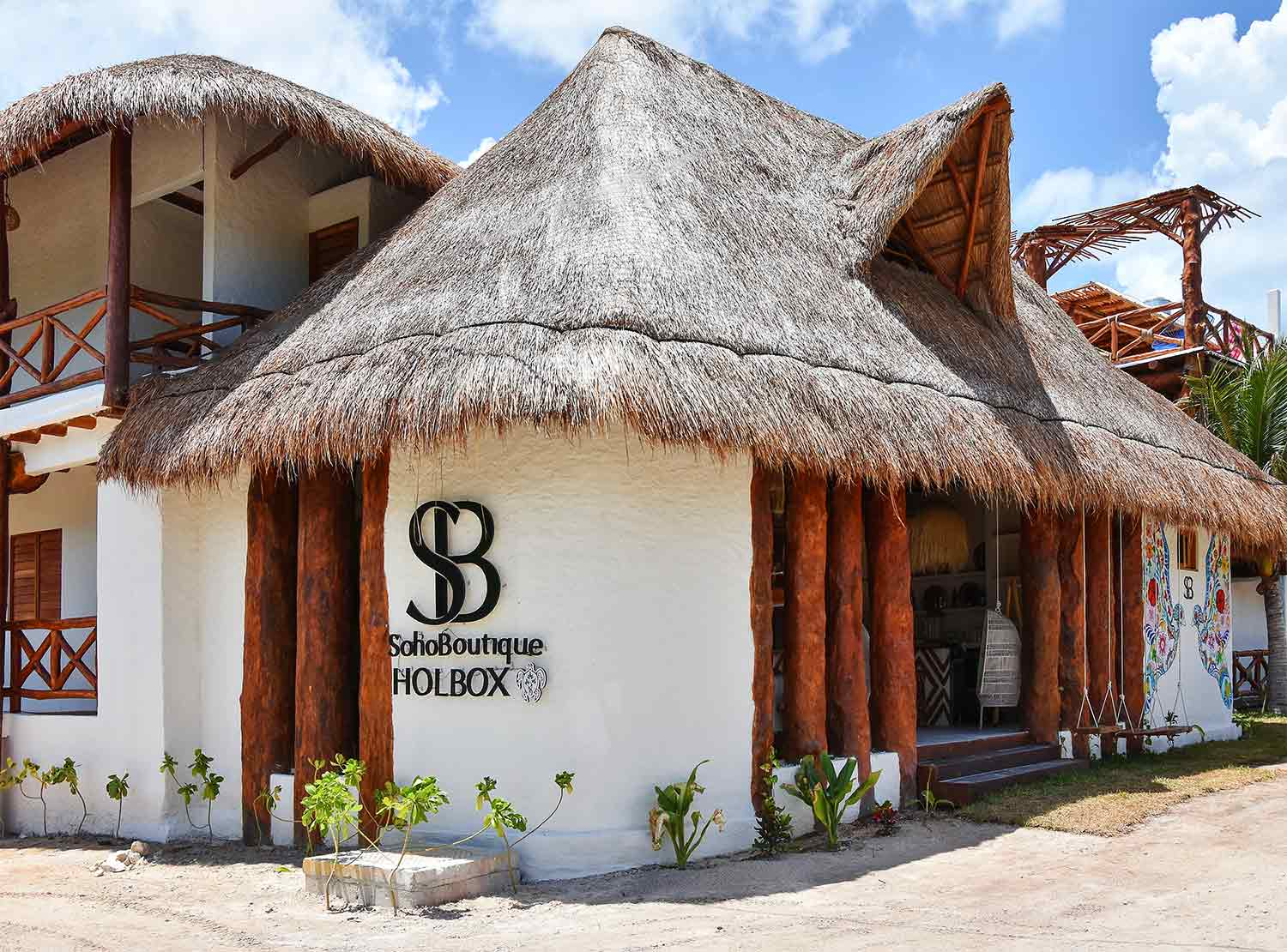 Soho Boutique Holbox – Adults Only
