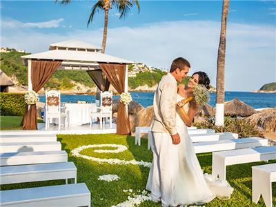 Wedding Facilities Barcelo Huatulco