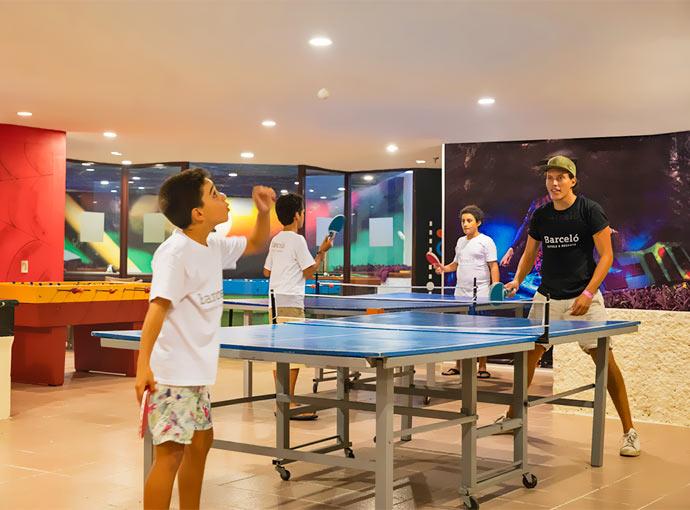 Salón de juegos Barcelo Huatulco