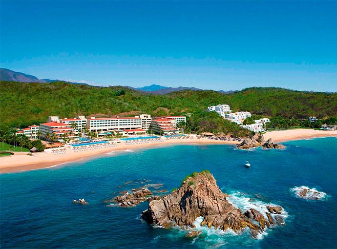 Dreams Huatulco Resort and Spa