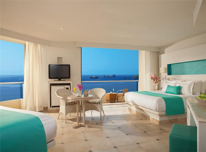 Suite Sun Club Luna de Miel Frente al Mar