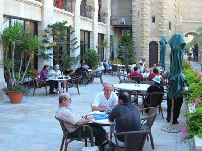 Jerusalem Cafe Buffet Hours