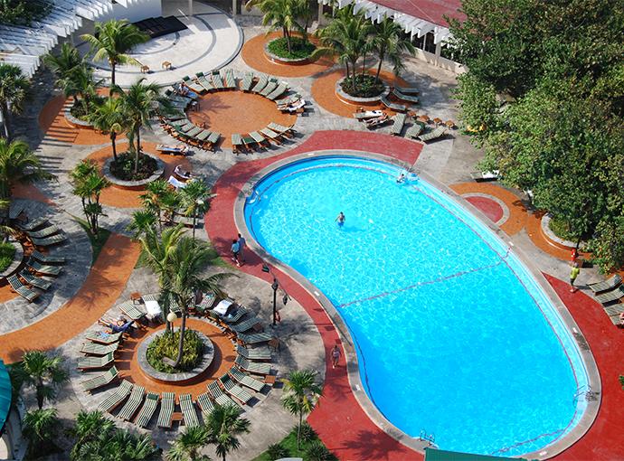 Piscina (s) Hotel Nacional de Cuba