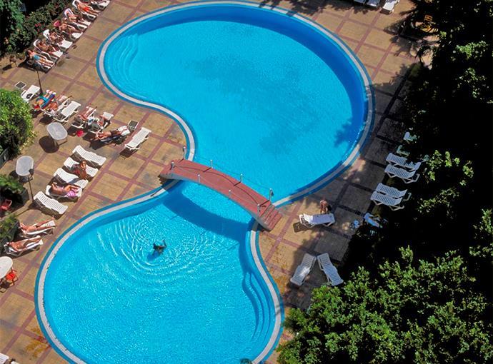 Piscina (s) Hotel Sevilla