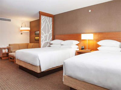 Hyatt Place Double Queen Room