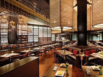 Aria resort and casino in las vegas area united states for Aria grill cuisine