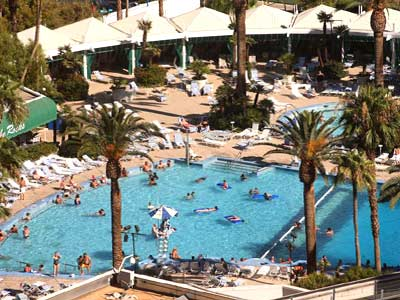Ballys las vegas hotel in las vegas area united states for Pool and patio show las vegas
