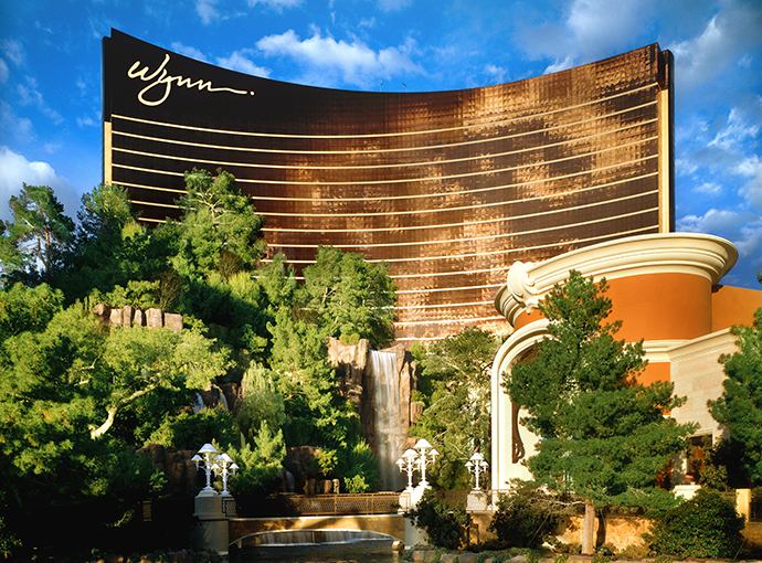 Wynn Panoramic View King