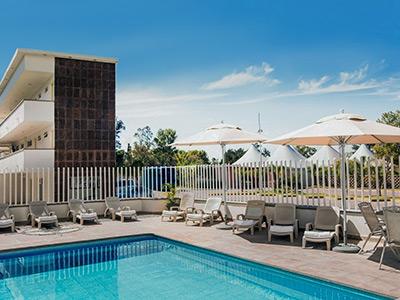 Hotel gamma de fiesta inn le n en le n reserva de hoteles - Hoteles en leon con piscina ...