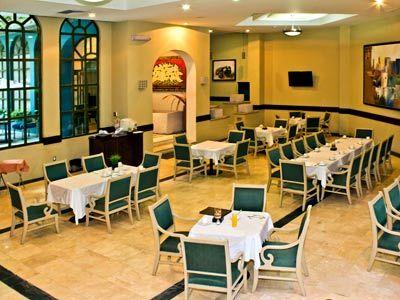 Hotel san francisco leon in leon mexico leon hotel booking for Alcatraz fine mexican cuisine