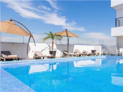 Hotel stadium en le n reserva de hoteles en le n - Hoteles en leon con piscina ...