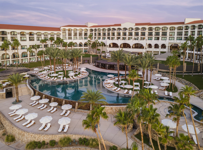 Hilton Los Cabos Beach and Golf ResortHilton Los Cabos Beach and Golf Resort