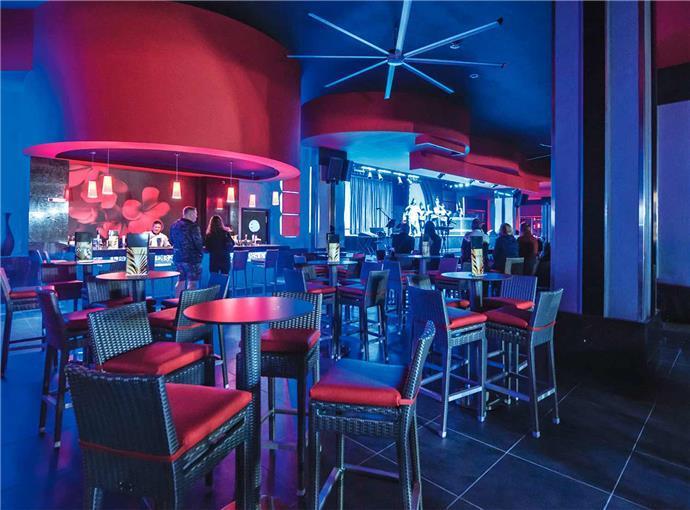 Discoteca Riu Palace Cabo San Lucas