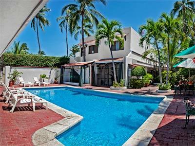 Hotel La Pergola In Manzanillo Mexico Booking