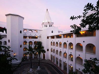 Hotel las hadas by brisas manzanillo - Hotel las gaunas en logrono ...