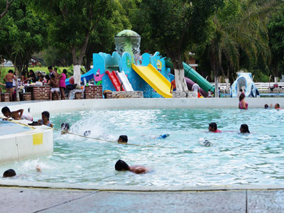 Hotel las jaras parque acu tico y spa temazcal en for Hoteles con piscina en guadalajara