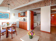 Ocean View Suite With Kitchenette