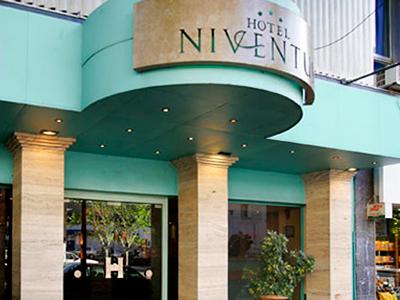 hotel niventus mendoza: