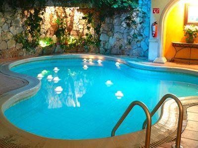 Hotel colonial en m rida reserva de hoteles en m rida for Construccion de piscinas merida yucatan