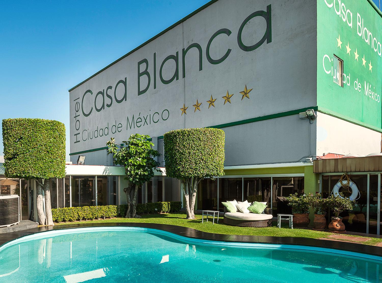 Hotel Casa Blanca by Reforma Avenue