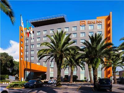 Hotel real inn perinorte ciudad de m xico for Restaurant los azulejos df