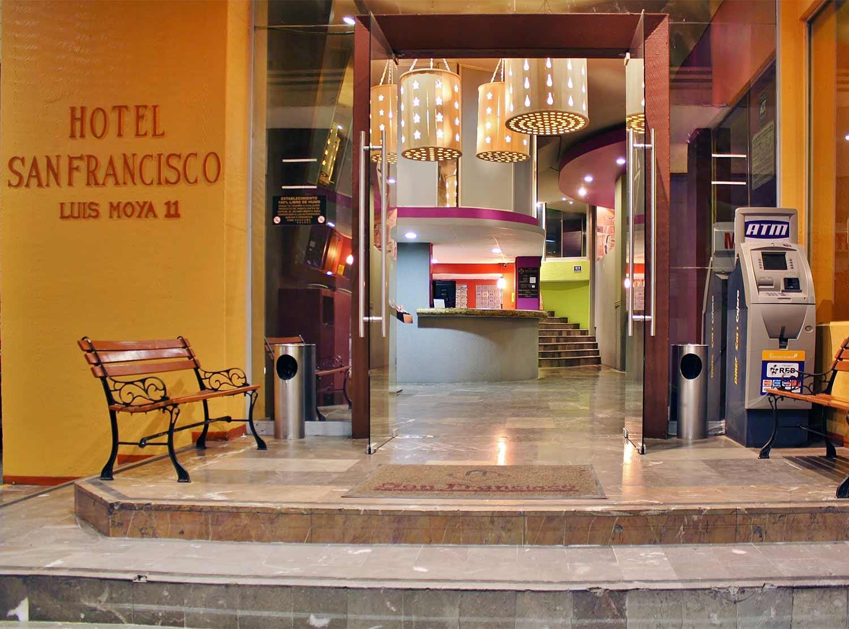 Hotel San Francisco Centro Histórico