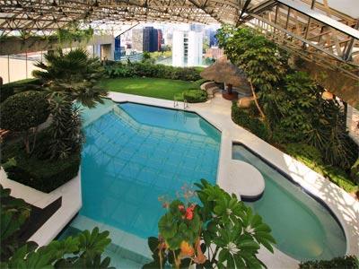 Sevilla palace en ciudad de m xico reserva de hoteles en for Piscina avenida ciudad jardin sevilla