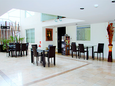 Breakfast Area Residence L Heritage Hipolito Taine by BlueBay