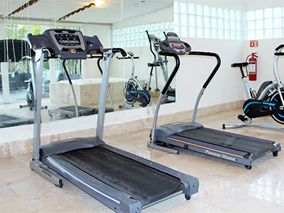 Fitness Center Residence L Heritage Hipolito Taine by BlueBay