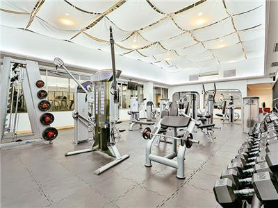 Fitness Center Barcelo Mexico Reforma