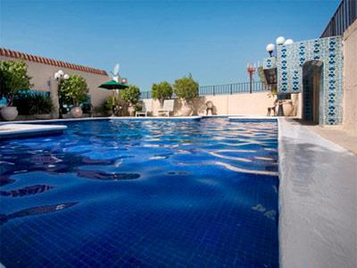 Hotel antaris cintermex en monterrey reserva de hoteles - Hoteles en leon con piscina ...